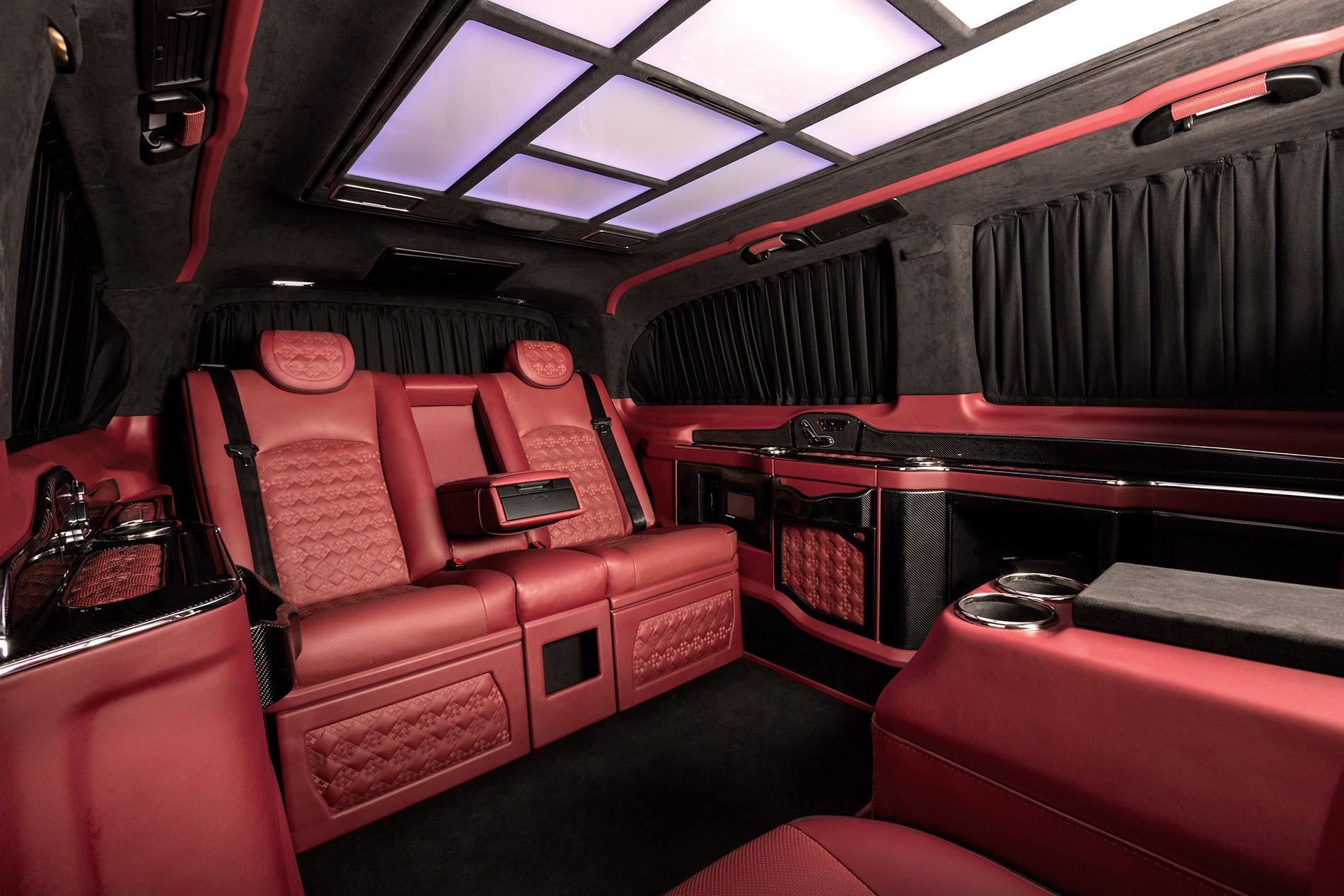 mercedes benz business mk vip van rovelver vip auto design