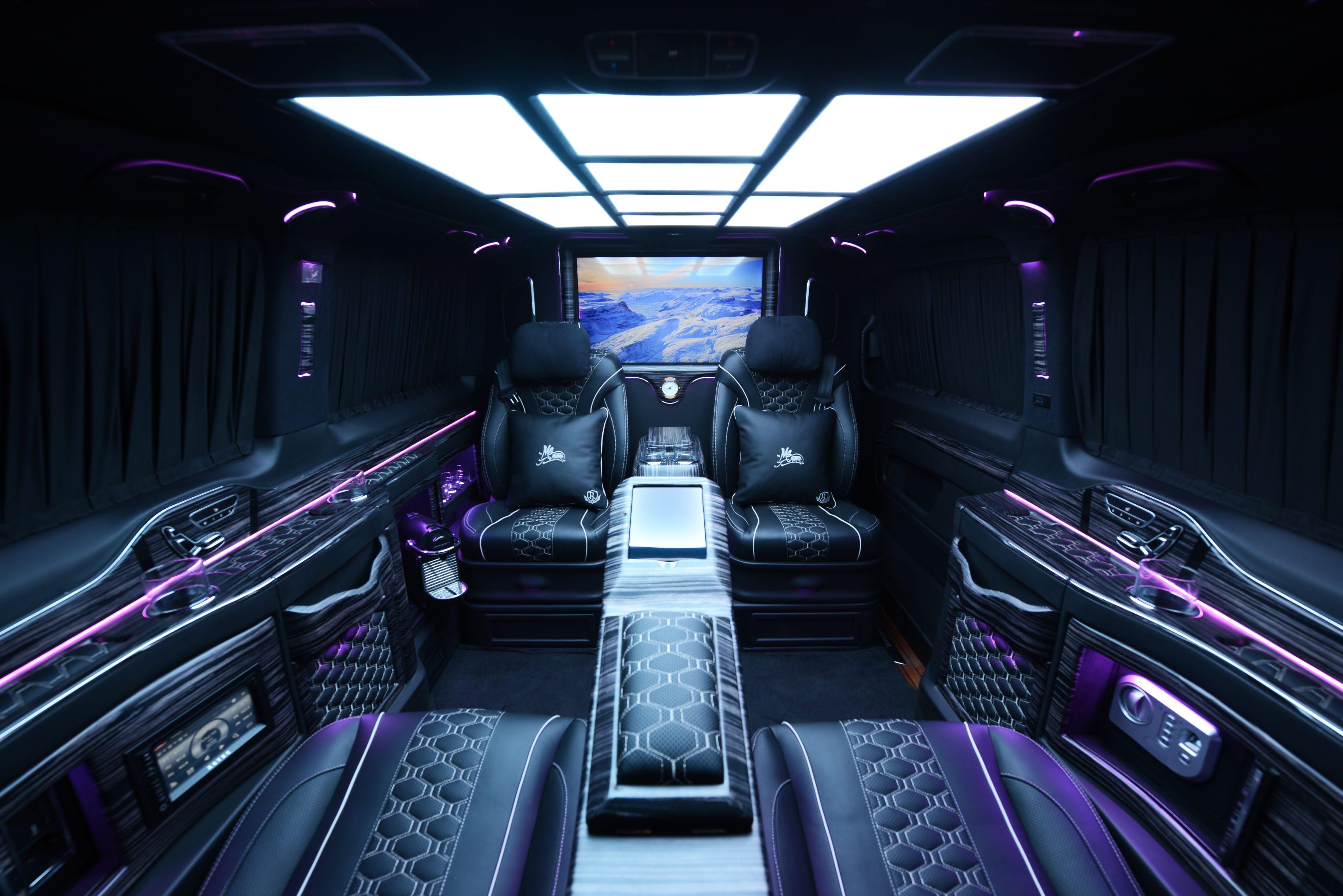 Mercedes Benz Van >> Mercedes-Benz Royal MS VIP Van | Rovelver Vip Auto Design