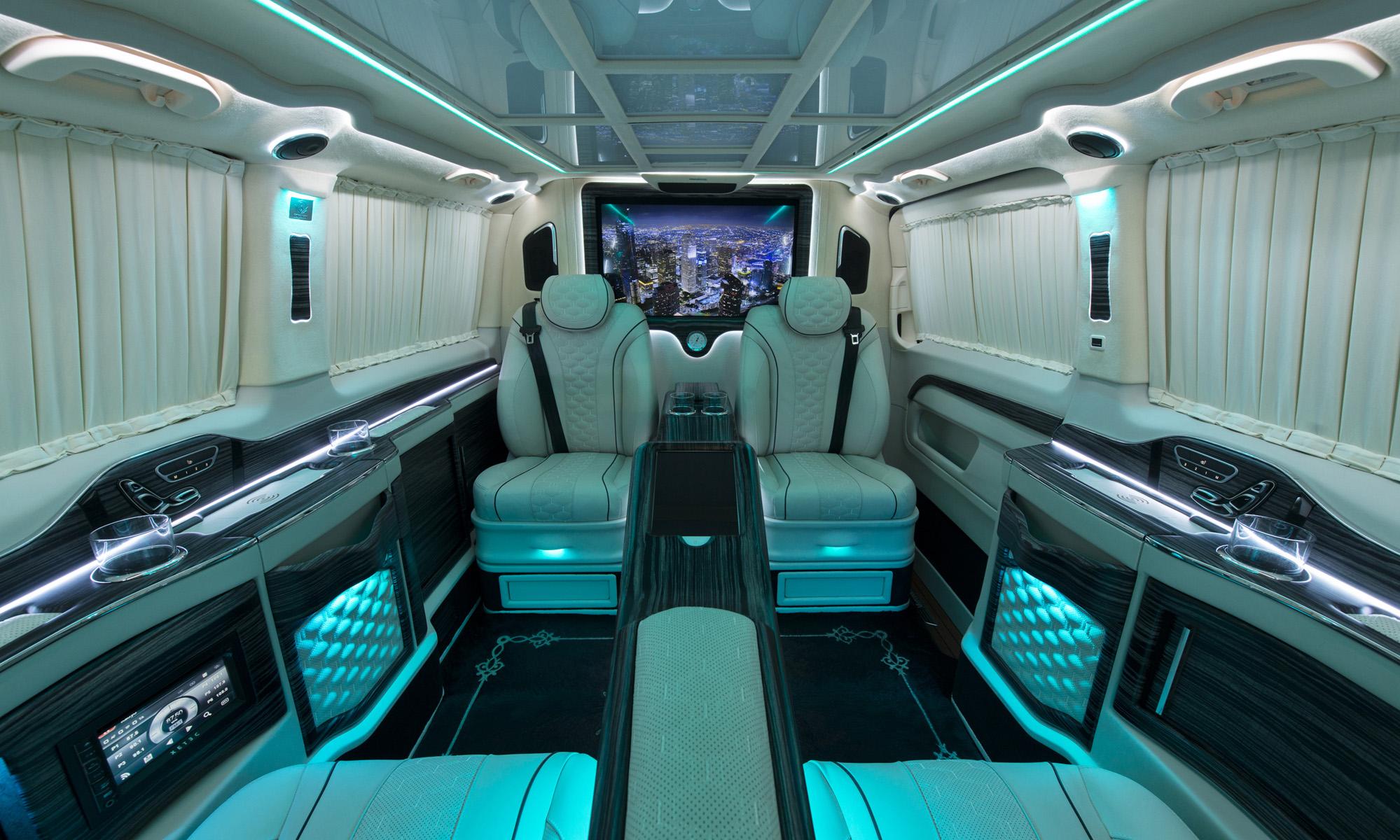 Mercedes Benz Royal Mb Vip Van Rovelver Vip Auto Design